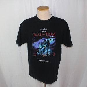 Vintage Disney Twilight Zone Tower of Terror Shirt